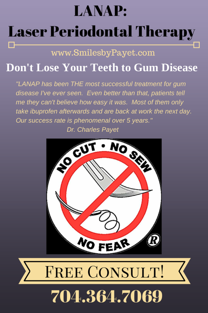 LANAP Laser Periodontal Therapy