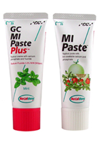 MI Paste Plus to reverse small cavities