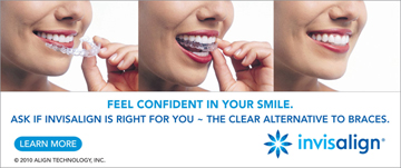 invisalign charlotte NC - see what the aligners look like