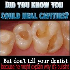 Can Cavities Be Cured?