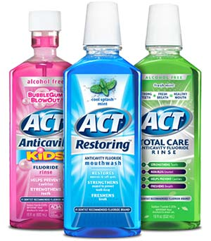 Image result for ACT RESTORING MOUTH RINSE