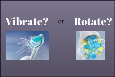 Vibrate-or-Rotate-