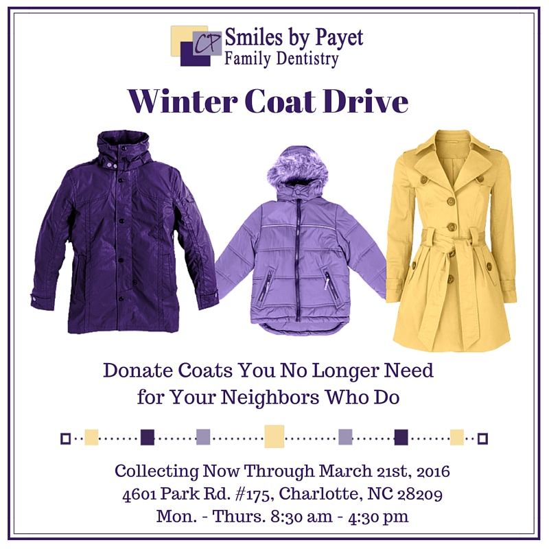 2015-16 Charlotte Winter Coat Drive