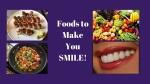 Food to Make You Smile Collection by Charlotte dentist Dr. Payet