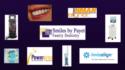 Our Charlotte Dental Office Services by Charlotte dentist Dr. Payet