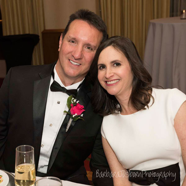 Michael loved the new smile with porcelain veneers by Dr. Payet for his wedding