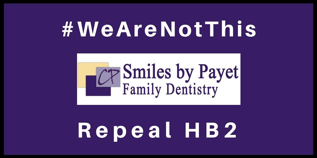Why a Charlotte dentist won't discriminate