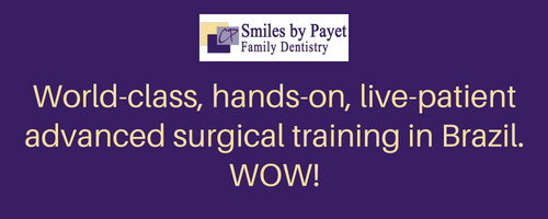 World-Class Periodontal Surgery Training in Brazil